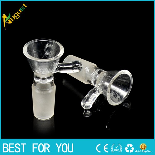 Hot Sale Domeless Glass Nail Honey Bucket Bubble 10mm 14mm 18mm Male Joint Glass Bowl Female Joint for water pipes bongs high quality banger