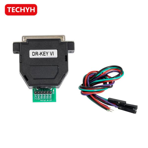 Yanhua DR-Key DR-Schlüsseladapter Mit Digimaster III CKM100 zum Entsperren / Zurücksetzen des Schlüssels arbeiten