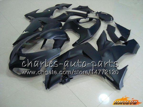 No. 13 noir mat