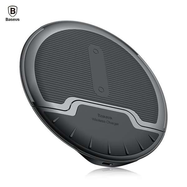 baseus bswc - p02 foldable multifunction wireless charger 10w silica gel for iphone xs / xr / xs max