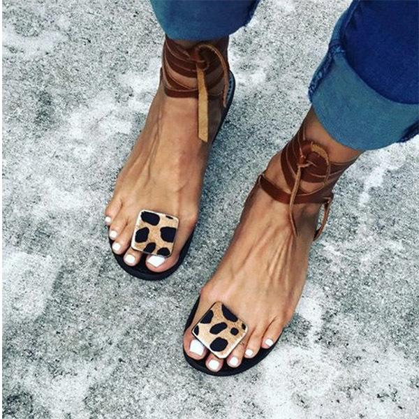 print-leopardo marrom