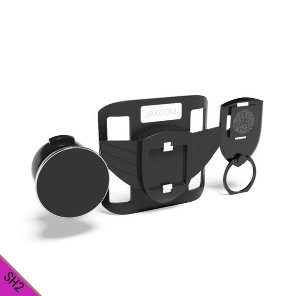 JAKCOM SH2 Smart Holder Set Venta caliente en otros accesorios para teléfonos celulares como limpiador de aguas residuales móvil reloj inteligente dz09