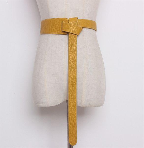 Color:yellow&Belt Length:119cm