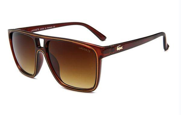 2019 marca de alta calidad gafas de sol de moda masculina 2384 diseñador de gafas de sol para hombres y mujeres gafas diseñadas gafas de sol 0012