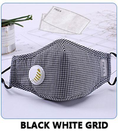 Черный белая сетка