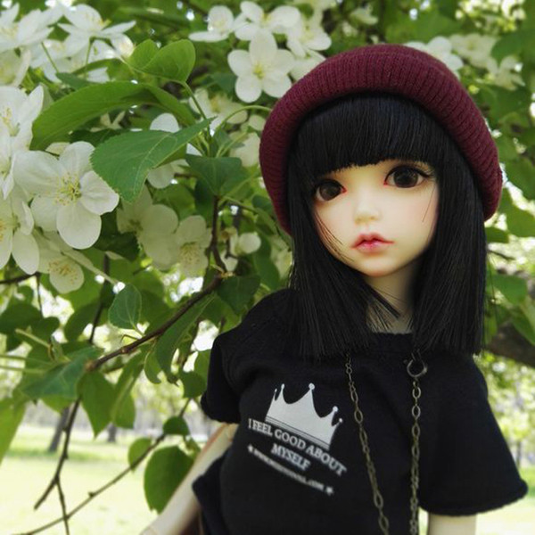 best selling 1 6 BJD Doll BJD   SD Fashion Cute Lonnies Resin Doll Girl Birthday Gift Free Shipping