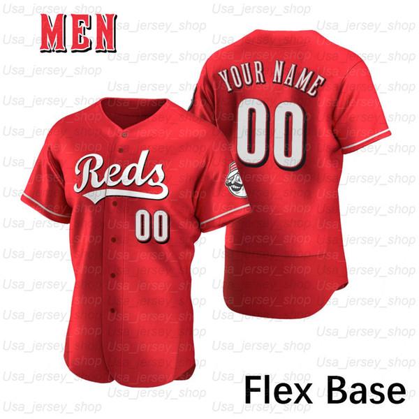 Männer / Flexbase / Rot