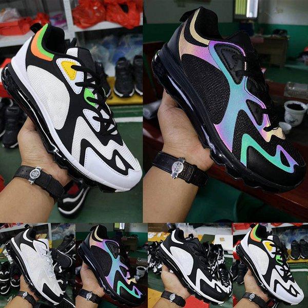 2019 Almofada Mens Running Shoes Moda Triplo Vermelho Branco Preto Designer Esportes Sapatos sapatilhas Tamanho 40-46
