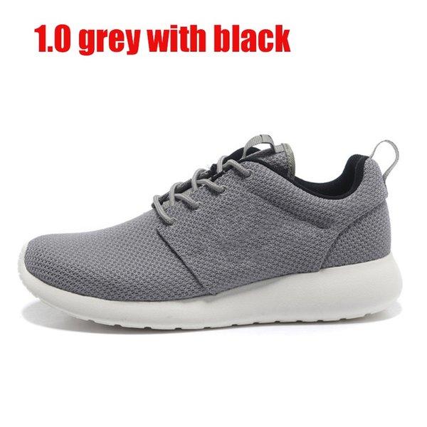 1.0 gris con el símbolo negro 40-45