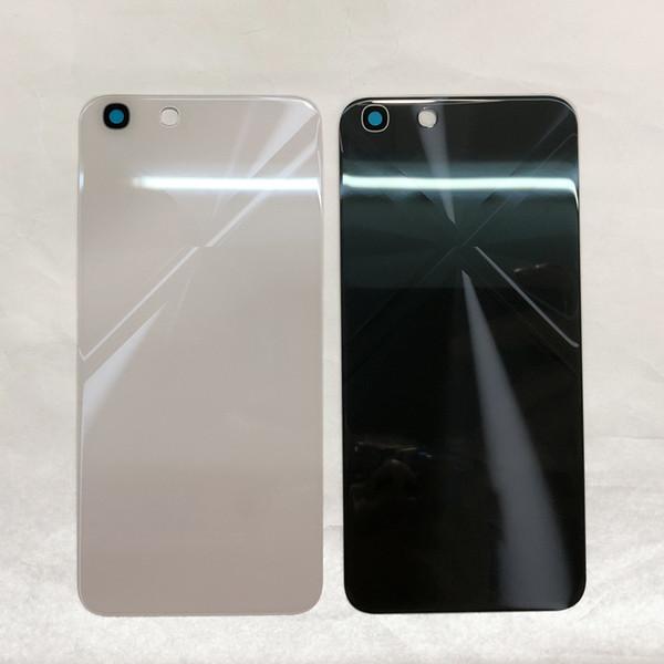 10 adet Orijinal yeni Alcatel One touch Için Cam Pil Kapı Arka Kapak Konut Case OneTouch X1 onetouch X1 yapıştırıcı ile