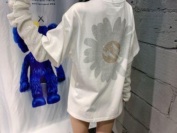 Womens T-shirt Casual Fashion T-shirt Size S M L Comfortable Warm WSJ000#112526 zjy529