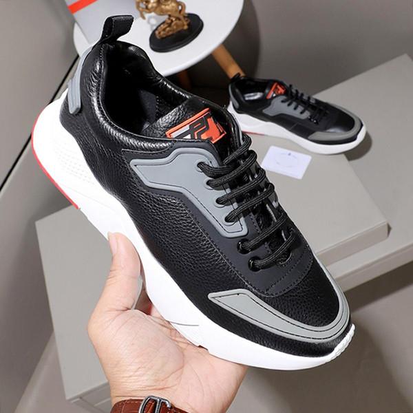 più amato 4c336 fc7e2 Men Shoes Fashion With Original Box Casual Shoes For Men Scarpe Alla Moda  Uomo Luxury On Clearance Italy Fashion Brand Vintage Style Shoes For Women  ...