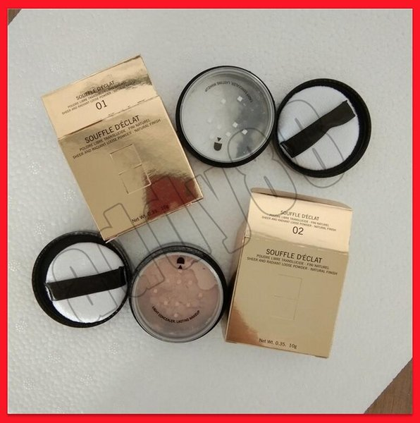 New face makeup ouffle d 039 eclat heer and radiant loo e powder natural loo e etting powder fix makeup powder min pore brighten conceal