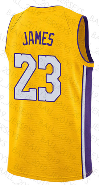 new arrivals e8605 b9a0a 2019 Kobe 8 Bryant 23 LeBron James Jersey Los Angeles Jerseys Laker 2 Ball  0 Kuzma Signature Maillots De Basketball From Ball_2019_jerseys, $18.33 |  ...