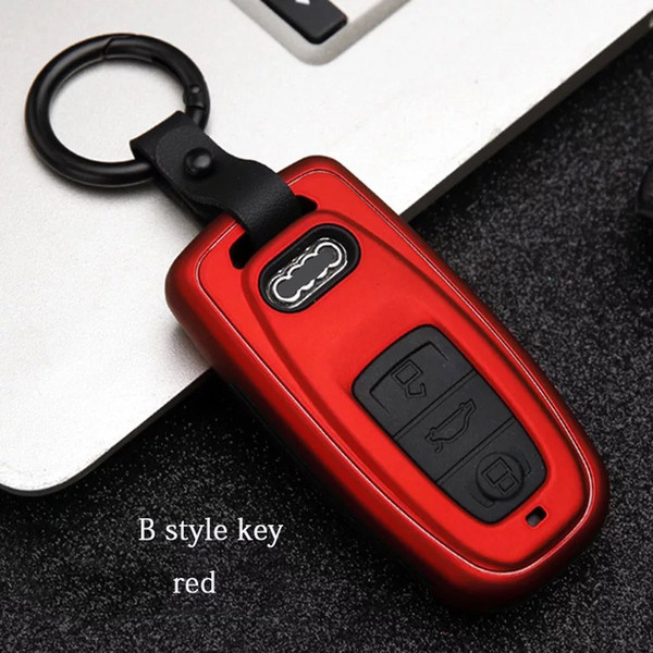 B style - Red