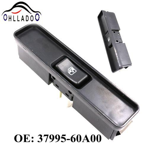best selling HLLADO Promotion High Quality 37995-60A00 Master Control Window Switch 3799560A00 for Suzuki Vitara Sidekick 1989-1991