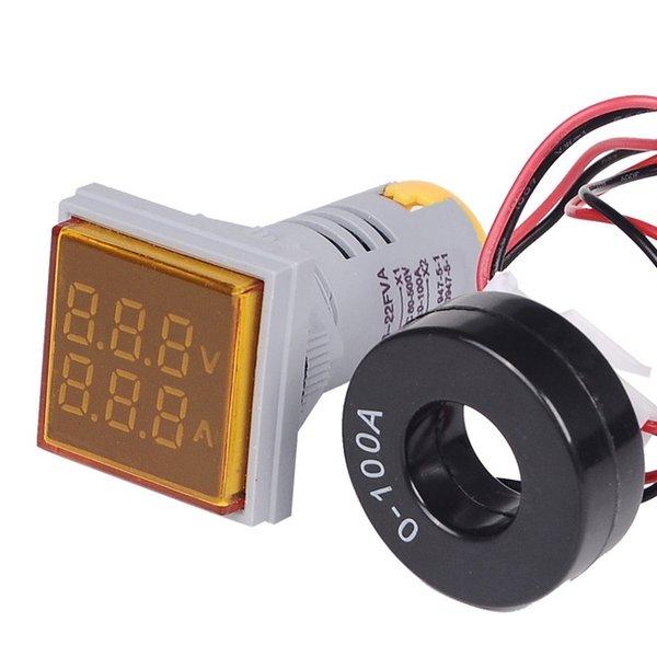 Sarı - AC 500V 100A
