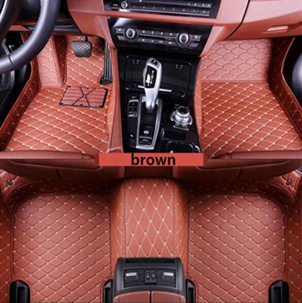 Non-slip, environmentally friendly, tasteless, non-toxic car mat for Mercedes-Benz CLA-Class 2014-2019