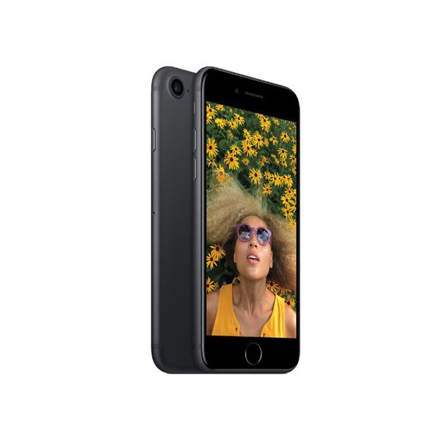 Apple i7 iPhone7 iphone 7 4G LTE Mobilephone 2RAM 128GB ROM IOS With Fingerprint WIFI Bluetooth Unlocked Original Refurbished Smartphone