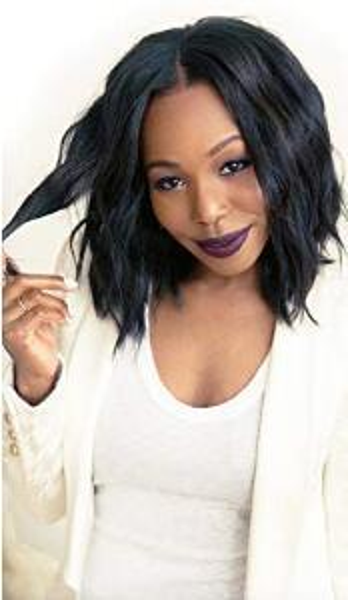 9A Glueless Virgin Brazilian Wavy Short Cut Human Hair Lace Front Wigs Full Lace Wigs For Black Women Bob Style wig