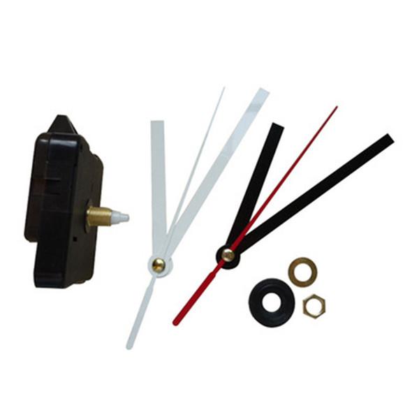 Wall Quartz Clock Movement Kit Shaft Length 16mm Clock Parts DIY Mechanism Movement 4 Styles Clock Accessories