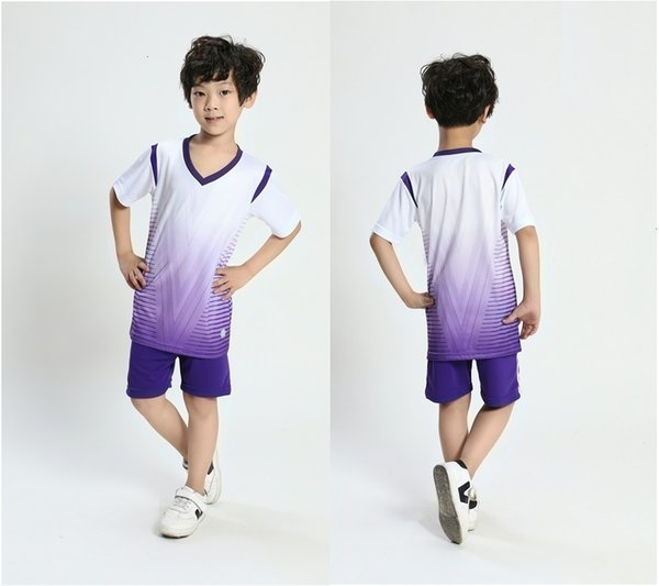 111 Kids New Soccer Jersey Sets Boys Child