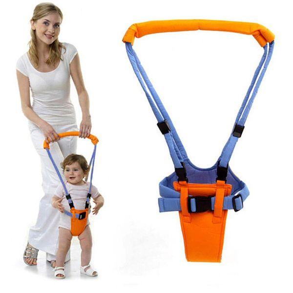Ajudante do bebê Walker Criança Arnês Assistente Ajustável Andando Cinto Infantil Aprendizagem Andando Trelas Criança Asa De Segurança Transporta