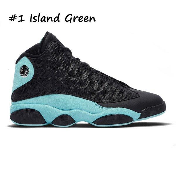 1 Island Green