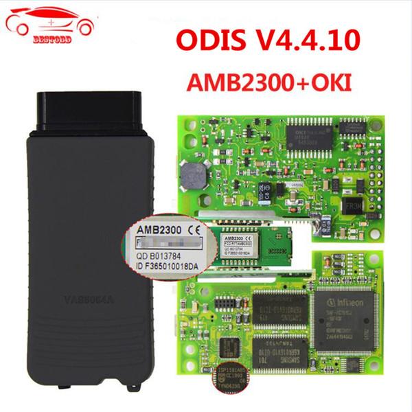 VAS5054 VAS5054A Car Diagnostic Tool Multi-Language VAS 5054A ODIS V4.4.10 Full Chip OKI for Vag 5054A Scanner for AUDI for SAET