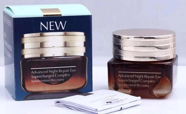 Famou brand new lauder advanced night repair eye cream eye care upercharged complex ynchronized recovery 15ml