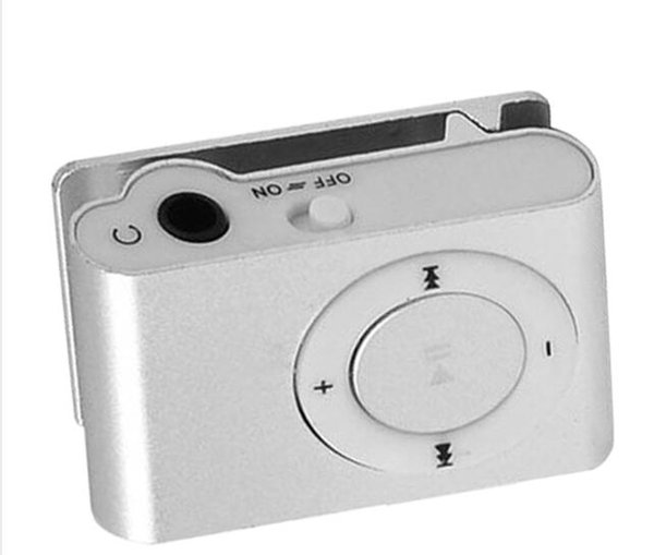 Mini Clip MP3 Player without Screen - Support Micro TF/SD Card (1-16GB) Cheap high quality Sport Style MP3
