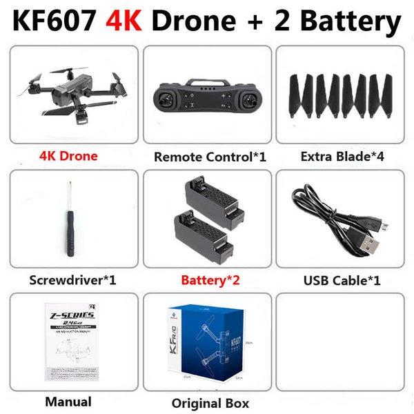 Kf607 4k 2B Box