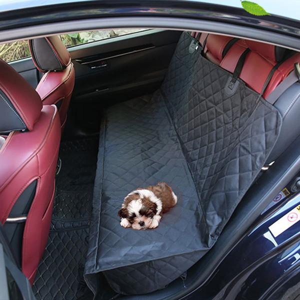 Car Pet Pad Oxford Porte-Dog étanche Pad Safe Carry Maison pliant Chat chiot Sac chien panier Seat Accessoires Pour Voiture Voyage