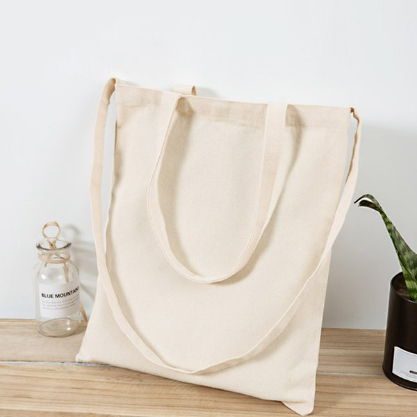 Feste beiläufige natürliche umweltfreundliche Kursteilnehmer-HauptEinkaufstasche-Einkaufen-Handtaschen-faltende Segeltuch-große Kapazitäts-Antiriss-Männer-Frauen