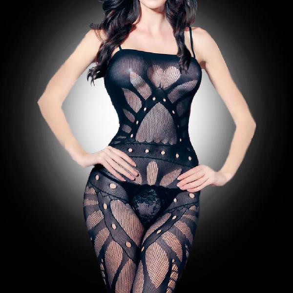 Yeni Kadın Siyah Seksi İç G string İç Babydoll Şeffaf pijamalar sıcak moda