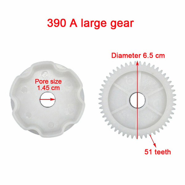 A 390 Large gear