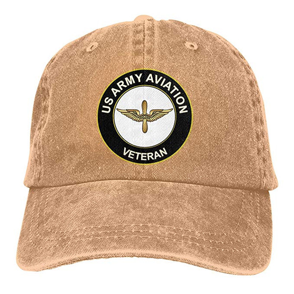 2019 2019 New Custom Baseball Caps US Army Veteran Aviation Mens Cotton  Adjustable Washed Twill Baseball Cap Hat From Hanxiang123, $4 92 |  DHgate Com