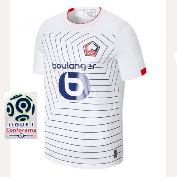 3rd Away + LIGUE 1 patch