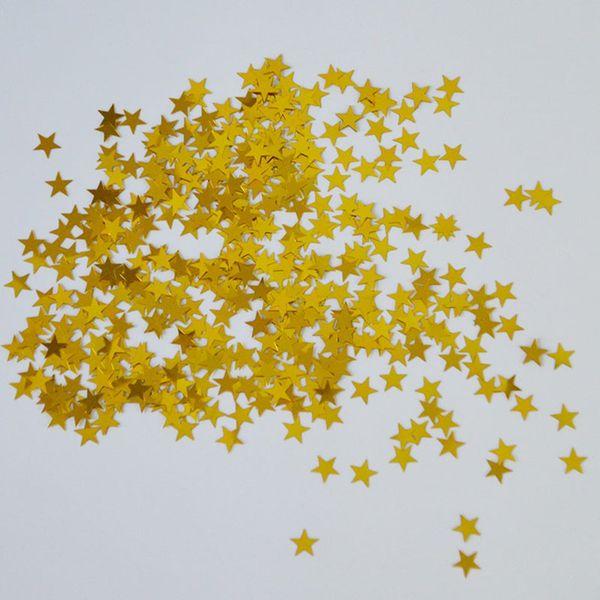 Mode Romantique Décoration De Mariage De Fête D'anniversaire Fournitures Papier Scrap Confetti Parti Décor Table Confetti