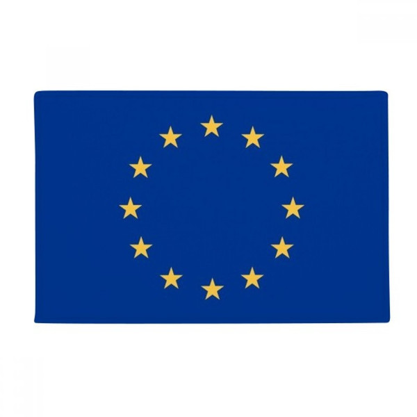 "DIYthinker EU National Flag Europe Country Anti-Slip Floor Mat Carpet Bathroom Living Room Kitchen Door 16""x30""Gift"