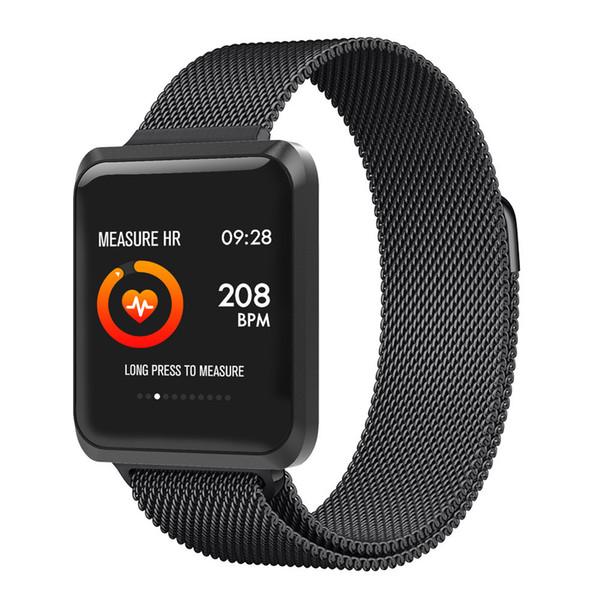 Fashion watch Women Men heart rate and blood pressure health monitoring Relogio Phone Call Big Battery For Xiaomi Huawei iPhone Watch