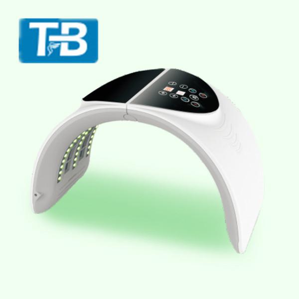 Vendita calda nuovo tipo portatile pieghevole PDT LED a 7 colori dispositivo di ringiovanimento della pelle età spotsremoval per uso clinica beaty spa