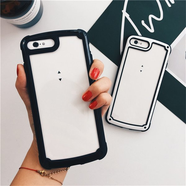 Korea Transparent Cell Phone Case for Samsung Galaxy S8 S9 Plus Note 9 8 for Huawei P20 Pro Lite MATE 20 LITE Protective Clear Full Cover
