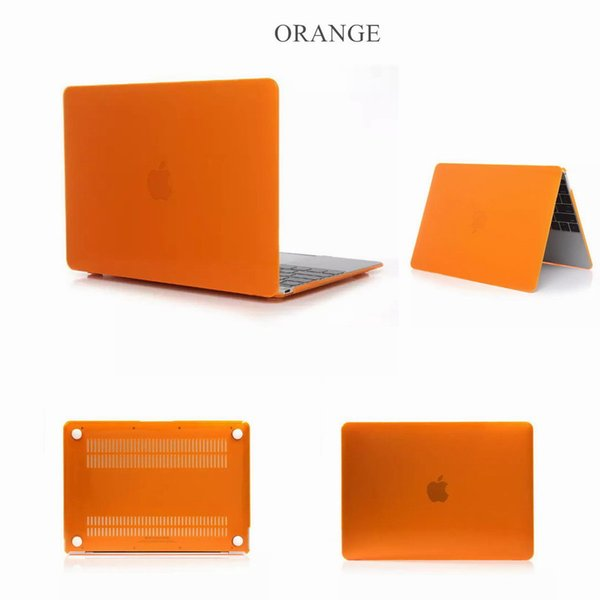 Best selling Crystal Clear Cases Surface Protective Laptop Case Cover For New Macbook 11 12 inch 13.3 15 Air Pro With Retina Touch Bar