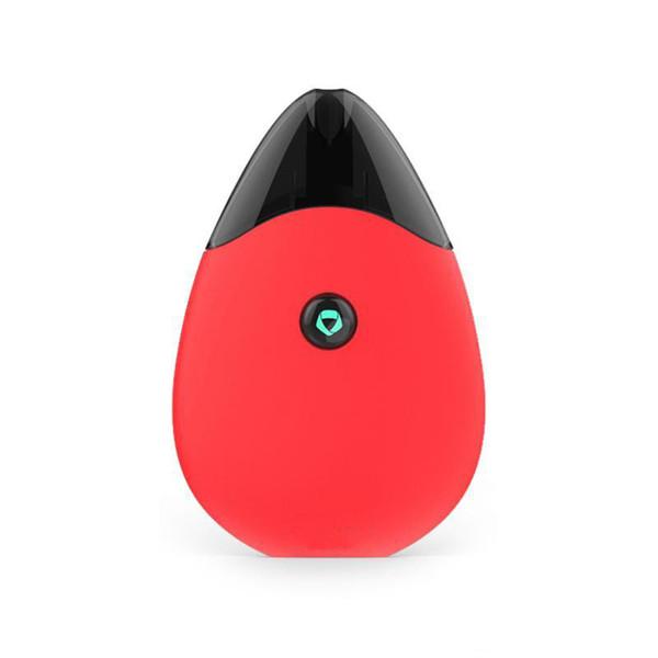 Original Suorin Drop Starter Kit 310mah Batería 2 ml Cartucho de reemplazo de cápsula recargable Estilo todo en uno Gota de agua Diseño E Cigs Vape Pen