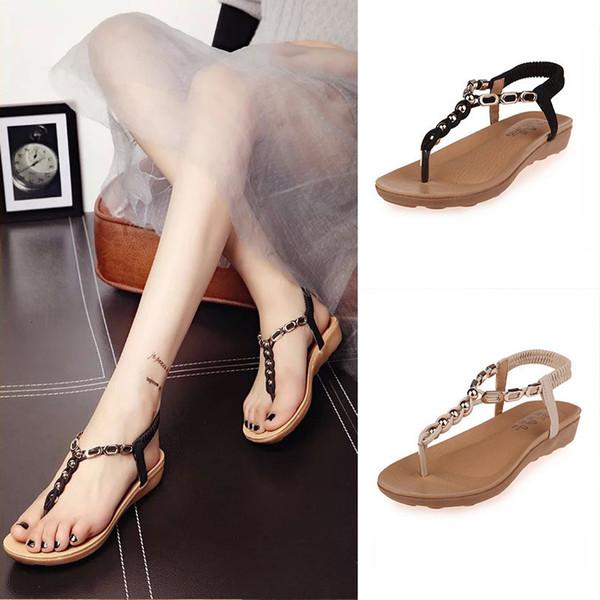 Lucky2019 Zhu Hua Luck Zhu kadın Ayakkabı Sandalet Ile Seksi Metal Balıksırtı Yamaç Kodu Olacak