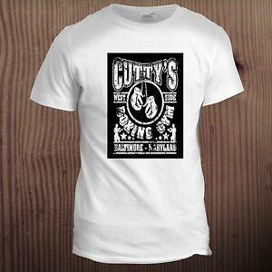 Cutty 039 s Boks Spor Salonu Tel TV Esinlenerek Film Film UFC MMA T Gömlek