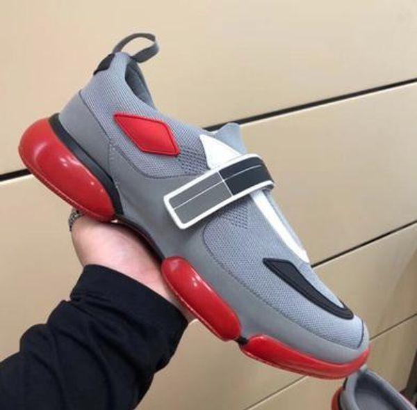 Qualité supérieure! CloudbuSst chaussures de sport 18SS baskets Designer hommes chaussures occasionnels femmes chaussures pâte véritable mode cuir de n2