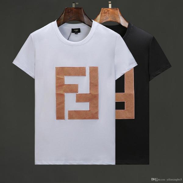 F Camisetas para hombres, mujer, 36 colores, letra del ojo, 34 colores, camiseta para hombre, ropa de marca, manga corta, camiseta para mujer, tops m-3xl