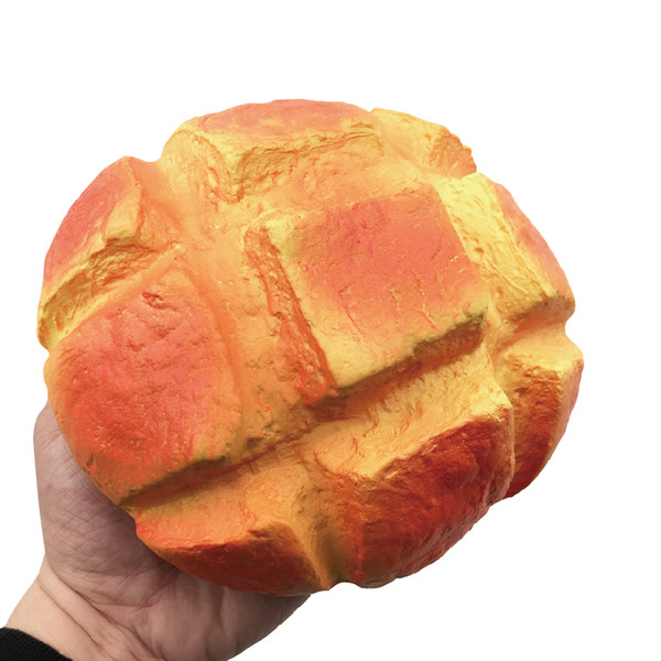 New Large slow rebound color pineapple bag bun simulation bread can be pinched to release pressure toys cheap toys Decompression Novelty Toy